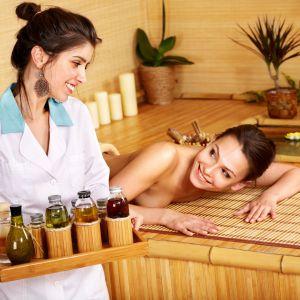 Đào tạo bộ phận Spa – Massage